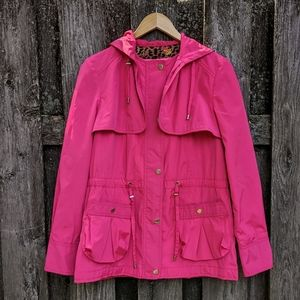 Betsey Johnson Rain Jacket